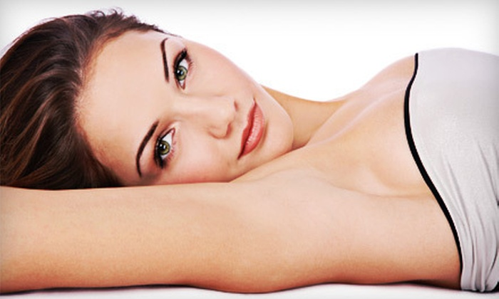 Sonterra Laser Med Spa - Stone Oak: Six Laser Hair-Removal Treatments for an Extra-Small, Small, or Medium Area at Sonterra Laser Med Spa (Up to 80% Off)