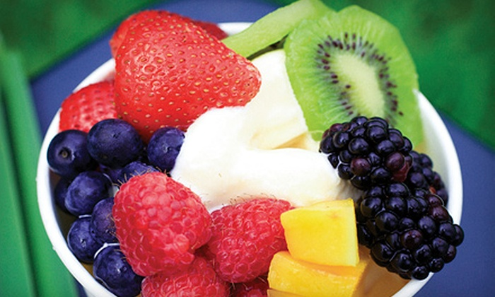 HandleBar - Doylestown: Frozen Yogurt at HandleBar (Up to 56% Off). Three Options Available.