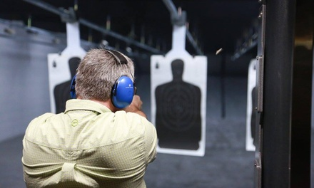 Range Packages at Saddle River Range (Up to 50% Off). 4 Options Available.