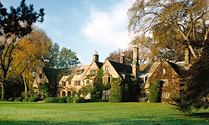 Edsel & Eleanor Ford House - Grosse Pointe Shores: Guided Tour for Two, Four, or Six at the Edsel & Eleanor Ford House (50% Off)