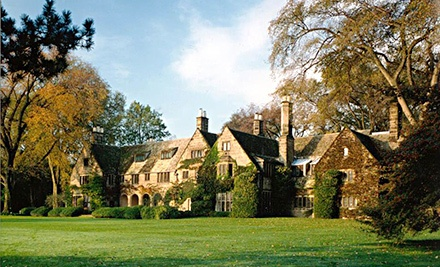 Guided Tour for Two, Four, or Six at the Edsel & Eleanor Ford House (50% Off)