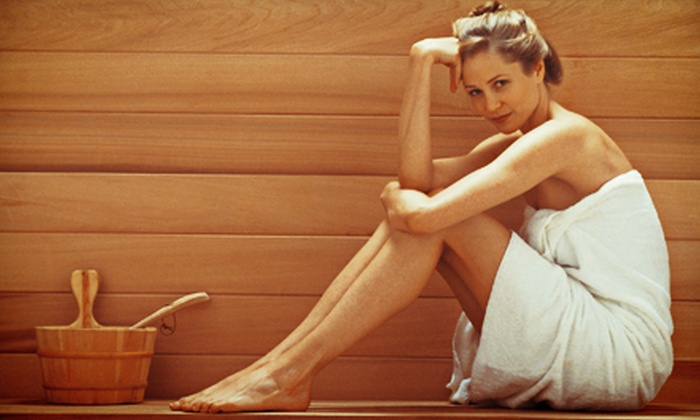 7E Fit Spa - The Cove: One, Three, or Five Infrared-Sauna Sessions at 7E Fit Spa (Up to 66% Off)