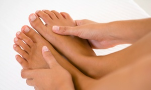Greater Washington Advanced Podiatry: $186 for 3 Laser Toenail-Fungus Removals on Both Feet   at Greater Washington Advanced Podiatry ($749)