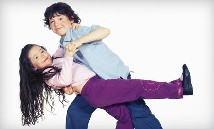 4 Weekly Kids' Dance Classes (a $40 value) - DanceArt in Garner