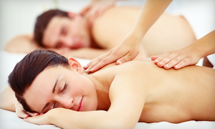 Massage Spa & Beyond - Elk Grove: Individual or Couples Spa Package with Massage, Body Wrap, and Sauna Session at Massage Spa & Beyond in Mount Prospect (55% Off)