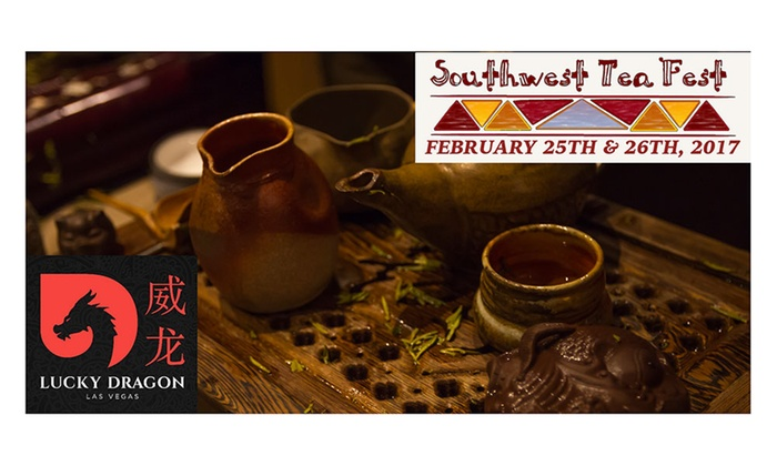 General Admission to The Southwest Tea Fest for 1, 2, or 4 on Saturday or Sunday, February 25–26 (Up to 46% Off)