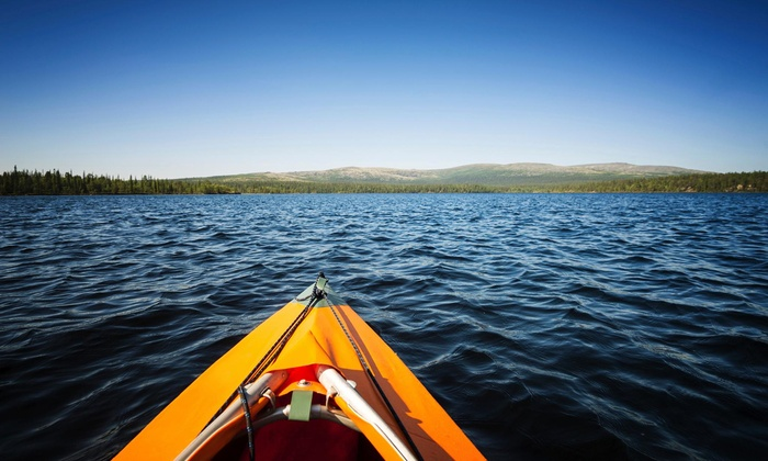Leslie's Kayak & Paddleboard Rental - Twin Lakes: $28 for $50 Worth of Kayak Rental — Leslie's Kayak & Paddleboard Rental