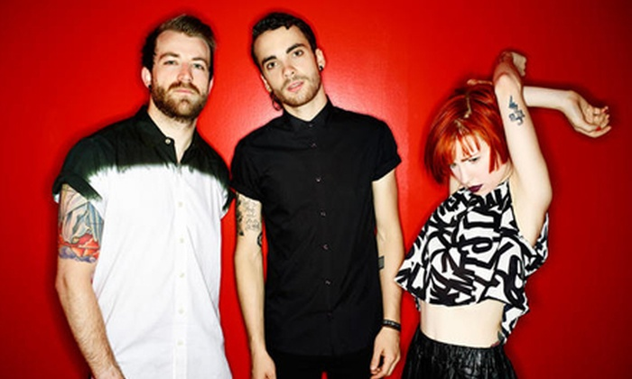 Paramore - The Self-Titled Tour - Viejas Arena at SDSU: Paramoreat Viejas Arena at SDSU on October 23 with Optional 4-Song Download from #1 Album (65%Off)