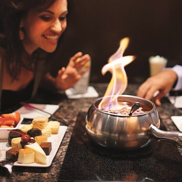 picture relating to Melting Pot Coupons Printable named The Melting Pot