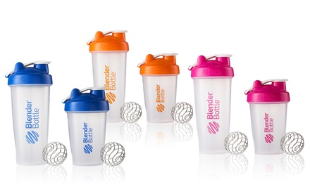 2-Pack of Blender Bottle Shaker Bottles