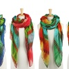Imperial Joannie Long Colorful Scarf