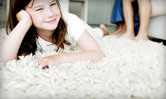 Sir Carpet - Mesa: Carpet Cleaning for Three or Five Rooms with Option for Hallway or Staircase from Sir Carpet (Up to 81% Off)