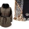 La Fiorentina Genuine Fur Wraps and Scarves
