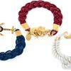 Nautical-Inspired Wrap Bracelets