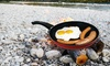 Lightweight Portable Camping Pan: Lightweight Portable Camping Pan