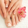 Up to 55% Off Mani-Pedi or Beauty Services