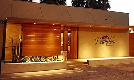 Indian Tasting Experience with Coffee for Two or Four at The Pavilion