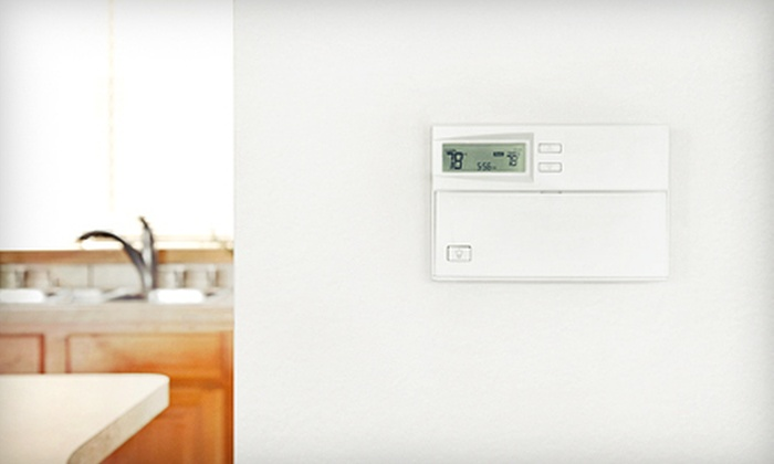 Peter Levi Plumbing Inc. - San Francisco: $89 for an Air-Conditioner Tune-up and New Furnace Filter from Peter Levi Plumbing Inc. ($189 Value)