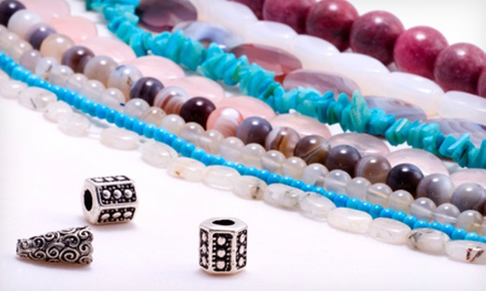 Best Bead Shop - Danville: $33 for $65 Worth of Jewelry at Best Bead Shop