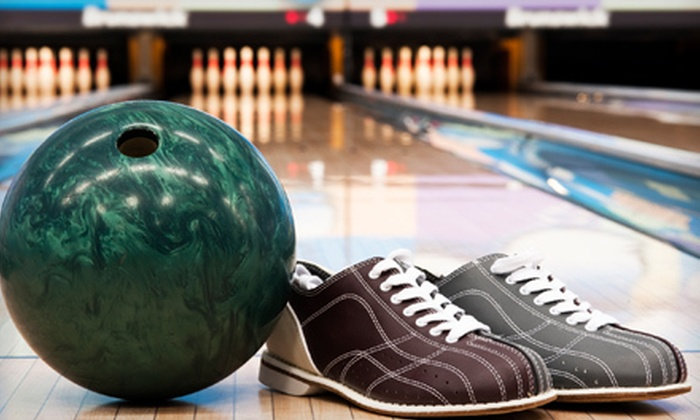 East Hampton Bowl - East Hampton: Two Hours of Bowling with Shoe Rentals for up to Four or Six at East Hampton Bowl (Up to 58% Off)