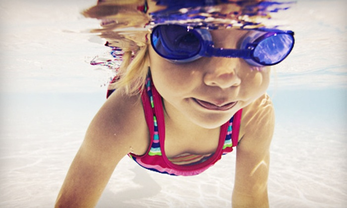 Rocky Mountain Swim School - Edgewood: Four or Eight 30-Minute Weekly Swimming Classes at Rocky Mountain Swim School (Up to 56% Off)