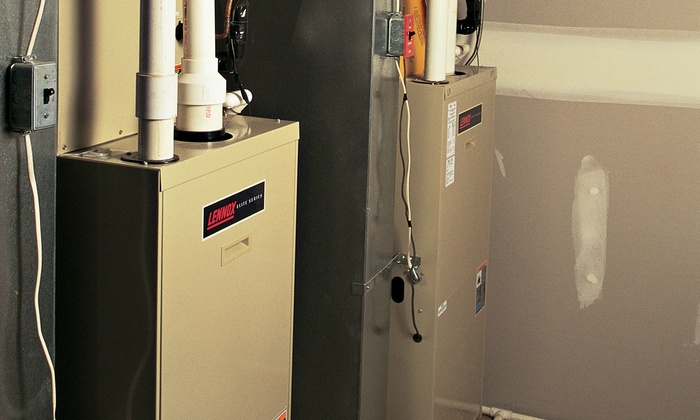 Red Blue Heating Refrigeration - Victoria: C$55 for a 20-Point Furnace Inspection from Red Blue Heating Refrigeration (C$150 Value)