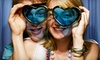 Picture Perfect Photo Booth: Two- or Three-Hour Photo-Booth Rental with Props from Picture Perfect Photo Booth (Up to Half Off)