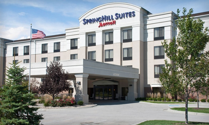 SpringHill Suites Council Bluffs - Council Bluffs: One-Night Stay at SpringHill Suites Council Bluffs in Council Bluffs, IA