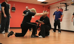 Vforce Scientific Fighting Concepts: One or Two Months of Unlimited Fang Shi Do Self-Defense Classes at Vforce Scientific Fighting Concepts (Up to 80% Off)