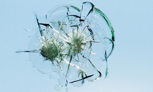 A Broken Windshield: One or Three Rock-Chip Repairs at A Broken Windshield (Up to 70% Off)