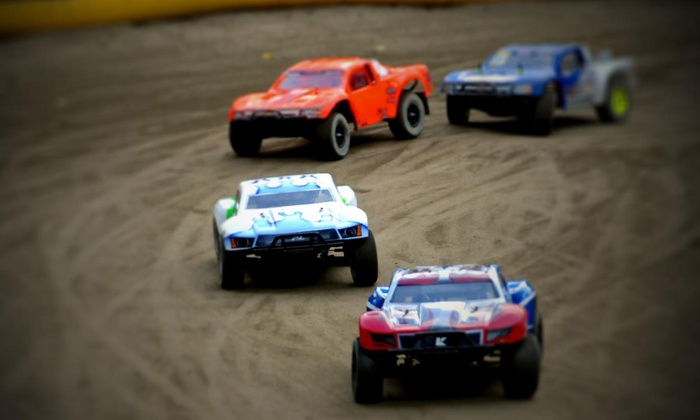 Gallimods Hobby Shop & Raceway - Somers: Slot-Car-Track Rental for Up to Eight or $15 for $30 Worth of Hobby Gear at Gallimods Hobby Shop & Raceway