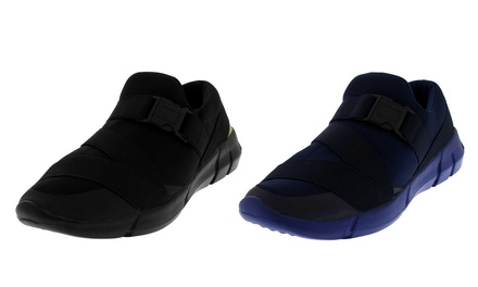 Women's Buckle Up Trainers