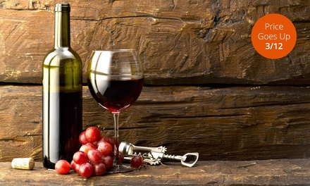 $14.99 for Wine Tasting for Two with a Take-Home Bottle at Locati Cellars ($39 Value)