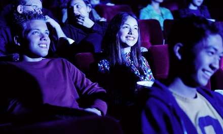 Movie and Popcorn for Two from Reel Cinemas (Up to 50% Off)