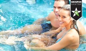 Spa Nałęczów: 1-godzinne wejście na basen Aquatonic dla 2 osób od 15,99 zł i więcej opcji w Spa Nałęczów (do-45%)