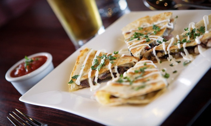 Paddy O'Shays - Nieman Plaza: $15 for $30 Worth of Upscale American Fare and Drinks at Paddy O'Shays in Overland Park