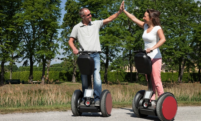 Segway Fun! - Charlotte: 90-Minute Tour for Two or Four from Segway Fun! (50% Off)