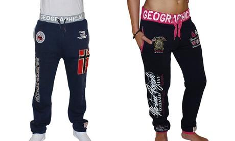 Pantalones deportivos Geographical Norway para hombre y mujer