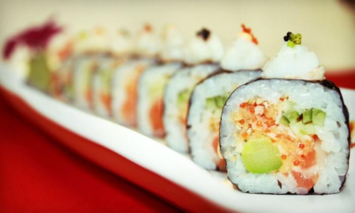 Ginjo Restaurant - Walpole: $20 for $40 Worth of Japanese and Chinese Food at Ginjo Restaurant in Walpole