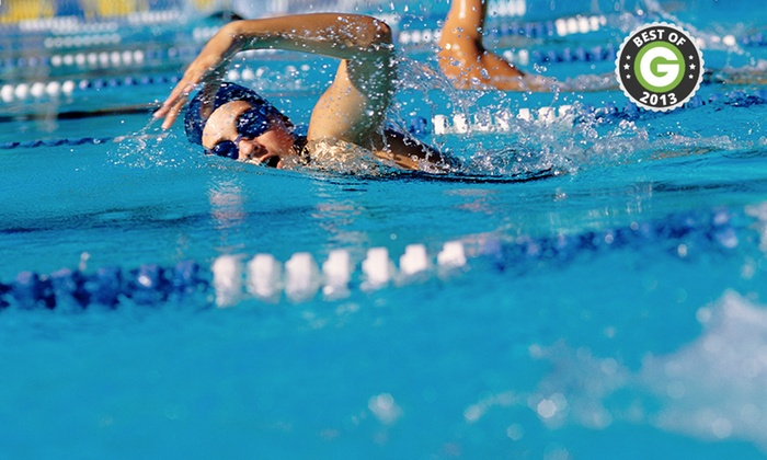 Move GB - Multiple Locations: Twelve Swim Session Passes for £12 in Seven Locations with MoveGB (73% Off)
