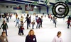 Dr Pepper StarCenters - Multiple Locations: Ice-Skating Outing with Skate Rental for Two or Four at Dr Pepper StarCenter (Up to Half Off)