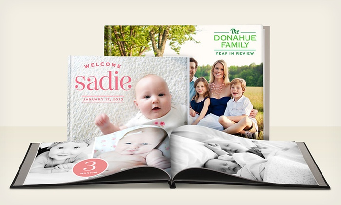 Custom Photo Books from MyPublisher: 20-Page Custom Pocket, Classic, or Deluxe Photo Book from MyPublisher (Up to 79% Off). Free Shipping.