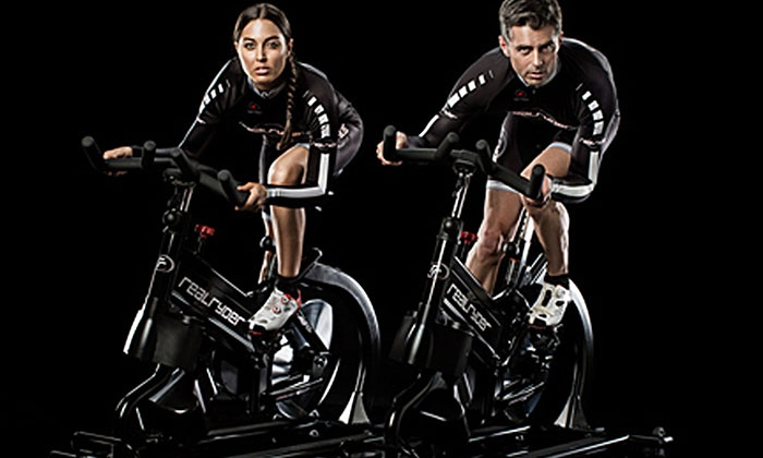 Spin Kicks Cycle and Fitness - Vaughan: One- or Three-Month Unlimited Membership with Group Classes and Locker (Up to 70% Off)