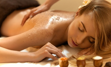 Pamper Package with Welcome Drinks for One at Cleo Patra Day Spa