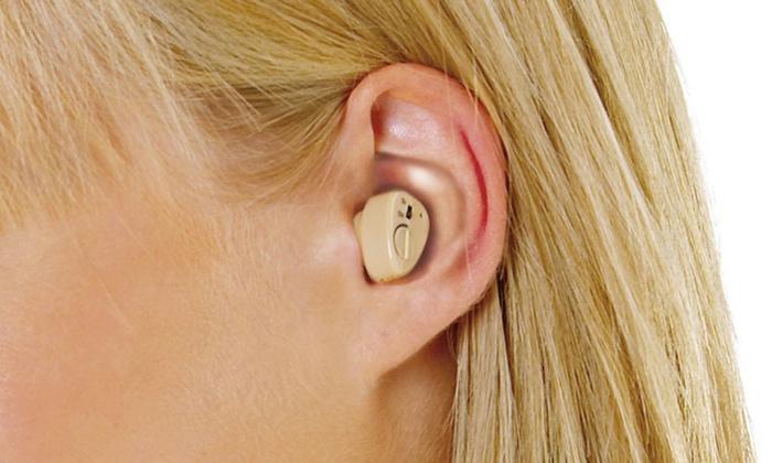 Hearing Amplifier: XL 40 Voice Amplifier. Free Returns.