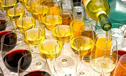 Up to 55% Off Wine and Wine Tastings for Two