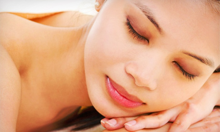 The Skin Spa of Wake Forest - Skin Spa: $79 for Deep-Tissue Massage, Choice of Facial, & Hand & Scalp Massage at The Skin Spa of Wake Forest (Up to $170 Value)