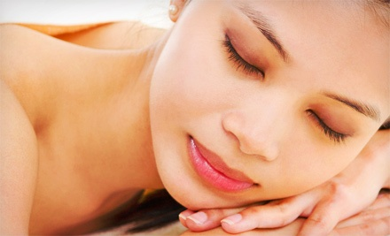 $79 for Deep-Tissue Massage, Choice of Facial, & Hand & Scalp Massage at The Skin Spa of Wake Forest (Up to $170 Value)
