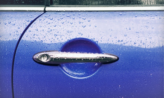 Tempus Auto Spa - Goose Island: One or Three Interior-and-Exterior Hand Car Washes with Tire Dressing at Tempus Auto Spa (Up to 57% Off)