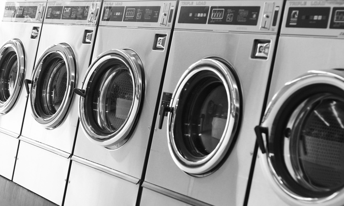 Elizabeth Laundromat - Mravlag Manor: Wash, Dry, and Fold Servicesfor Up to 20, 30, or 40 Pounds of Laundry at Elizabeth Laundromat (Up to 52% Off)